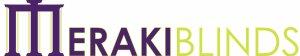 Meraki Blinds logo